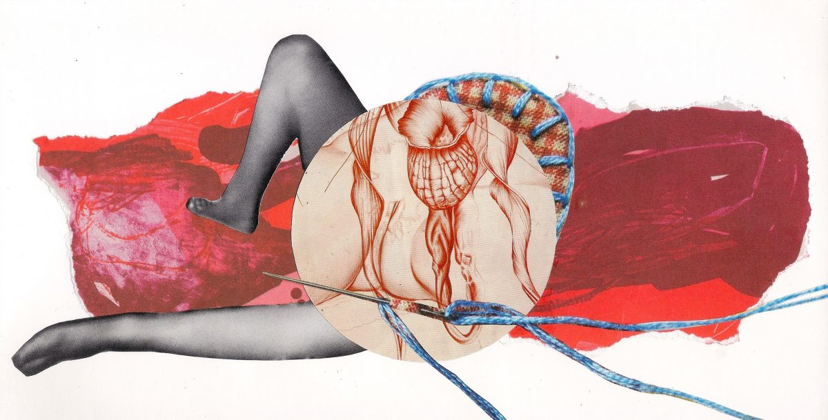 vagina cortada
